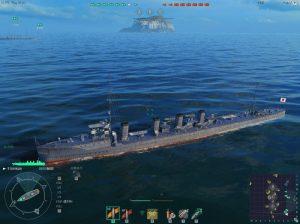 駆逐艦海風