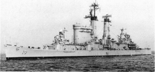 オールバニミサイル巡洋艦